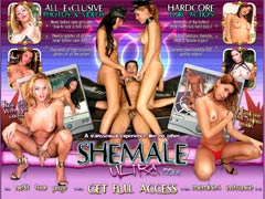 A transsexual experience like no other Shemale Ultra.com